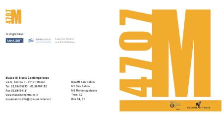 Milano 1947 - 2007: 60 anni portati alla grande