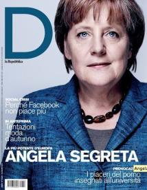 Merkel D di Repubblica